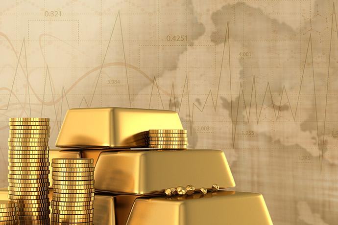 黄金日内交易分析:只要维持在这一水平上方 金价仍有大幅反弹空间