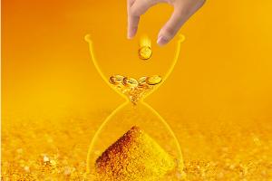 【黄金收盘】再现倒V反转行情!新冠疗法佳音刺激华尔街飙升至纪录新高 黄金下挫至一个月新低