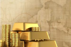 黄金日内交易分析:假如突破这一水平 金价有望再大涨逾40美元