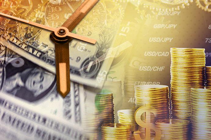 金价刚刚短线急涨、逼近1720!若攻克该位、金价有望再大涨 黄金、欧元、英镑和日元最新日内交易分析