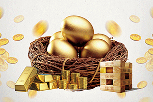 三大股指连续六个交易日下跌,国金黄金价格调整等待突破