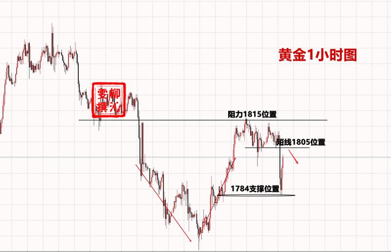 柳沁雯2.25黄金交易起来见真章,策略先行,附操作建议